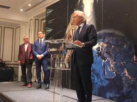 GILMAR recibe el premio a 'empresa del año' de Cambio 16