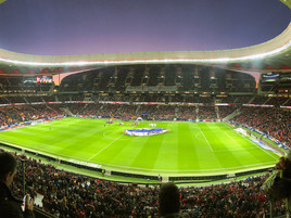 El Palco 54 del Wanda Metropolitano disfruta de una nueva victoria del Atlético de Madrid
