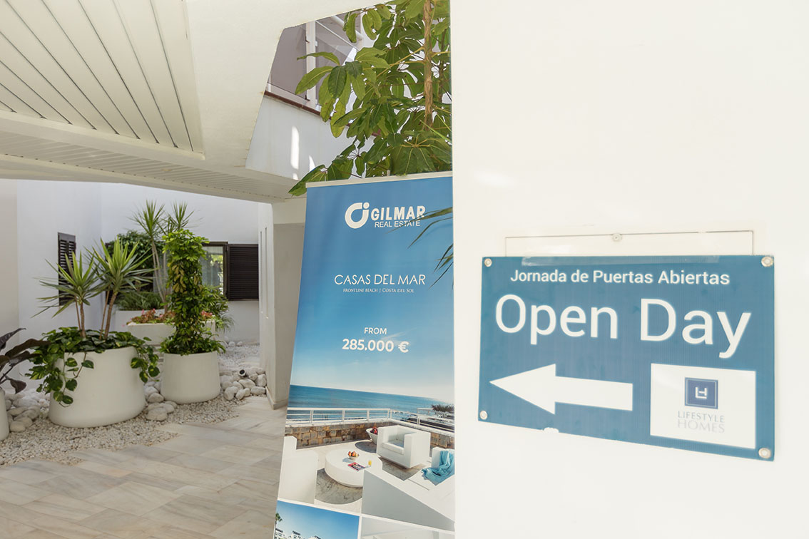 Open House Casares Mar