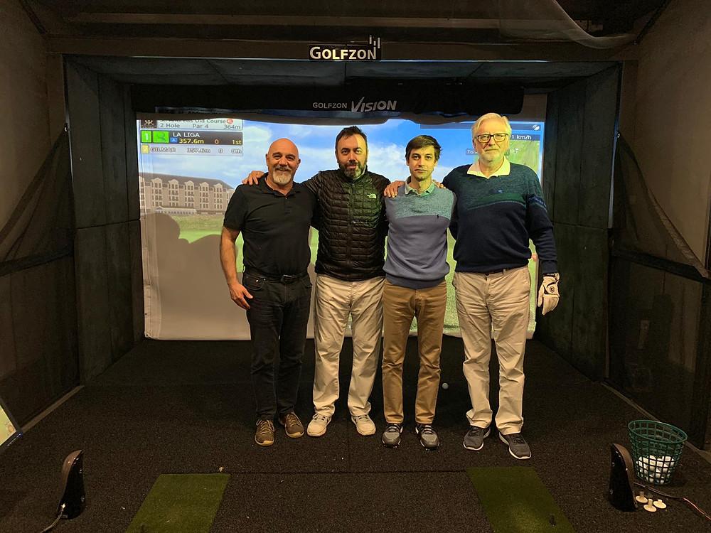 Clientes GILMAR en Centro Nacional de Golf