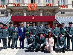 GILMAR celebra el 175 aniversario de la Guardia Civil