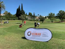 GILMAR patrocina un nuevo torneo del III Circuito Ladies in Golf & Cope Marbella