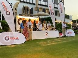 Éxito del I Torneo de Golf Gilmar Vista Hermosa