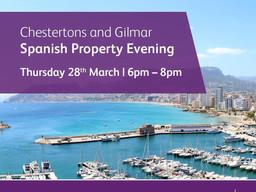 Gilmar Real Estate y Chestertons International organizan 'Spain Property Evening'