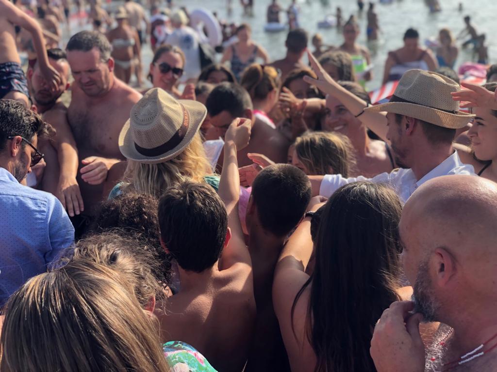 GILMAR - Playa del Cristo, Estepona
