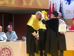 La UAX nombra doctores honoris causa a Mario Vargas Llosa y Enrique Moreno
