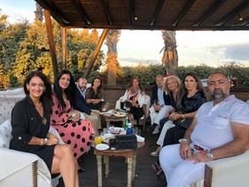 GILMAR arranca el verano con flamenco, golf y pádel