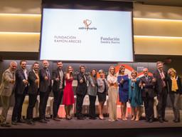 Gilmar celebra el X aniversario de la Fundación Sandra Ibarra