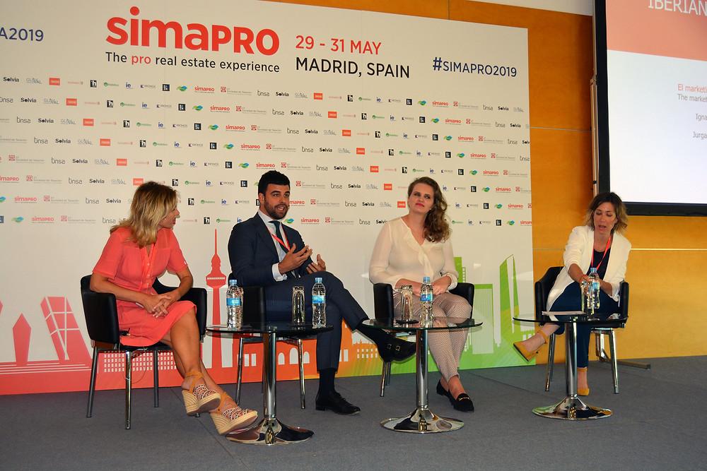 CDO de Gilmar en SIMA pro