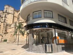 Hola Málaga: ya estamos aquí