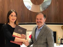 Gilmar cierra tres nuevos acuerdos internacionales con inmobiliarias de Rusia, Italia y Argentina