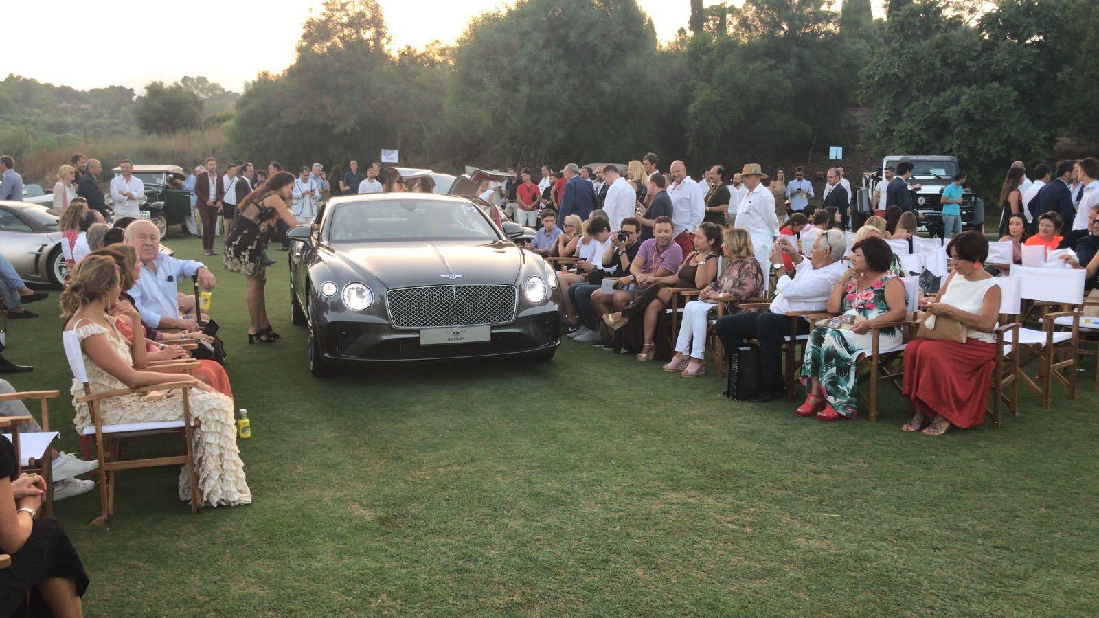 Bentley en Autobello Marbella
