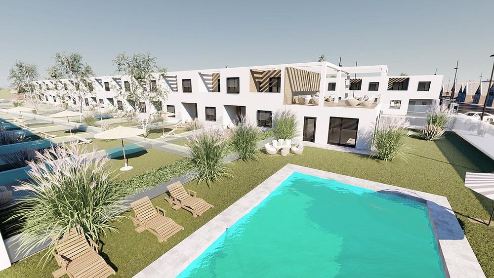 Villas de Santa Luisa - Jerez