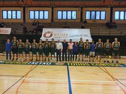 GILMAR patrocina al Club Unión Baloncesto Villalba