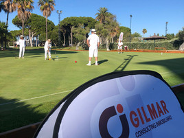 Primer Torneo de Croquet GC GILMAR