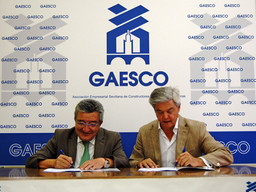 GILMAR Sevilla firma un convenio de colaboración con GAESCO