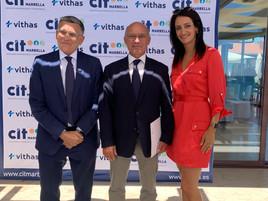 Acudimos a la comida de socios de CIT Marbella
