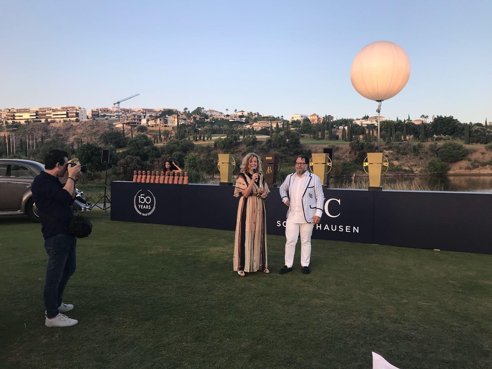 Los premios de Autobello Marbella