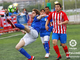La Fundación Atlético de Madrid y Gilmar brillaron en la Liga Genuine