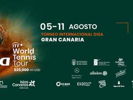 GILMAR Canarias con las mejores promesas del tenis femenino mundial