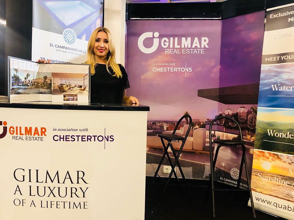 Gilmar córner Starlite Festival 2018