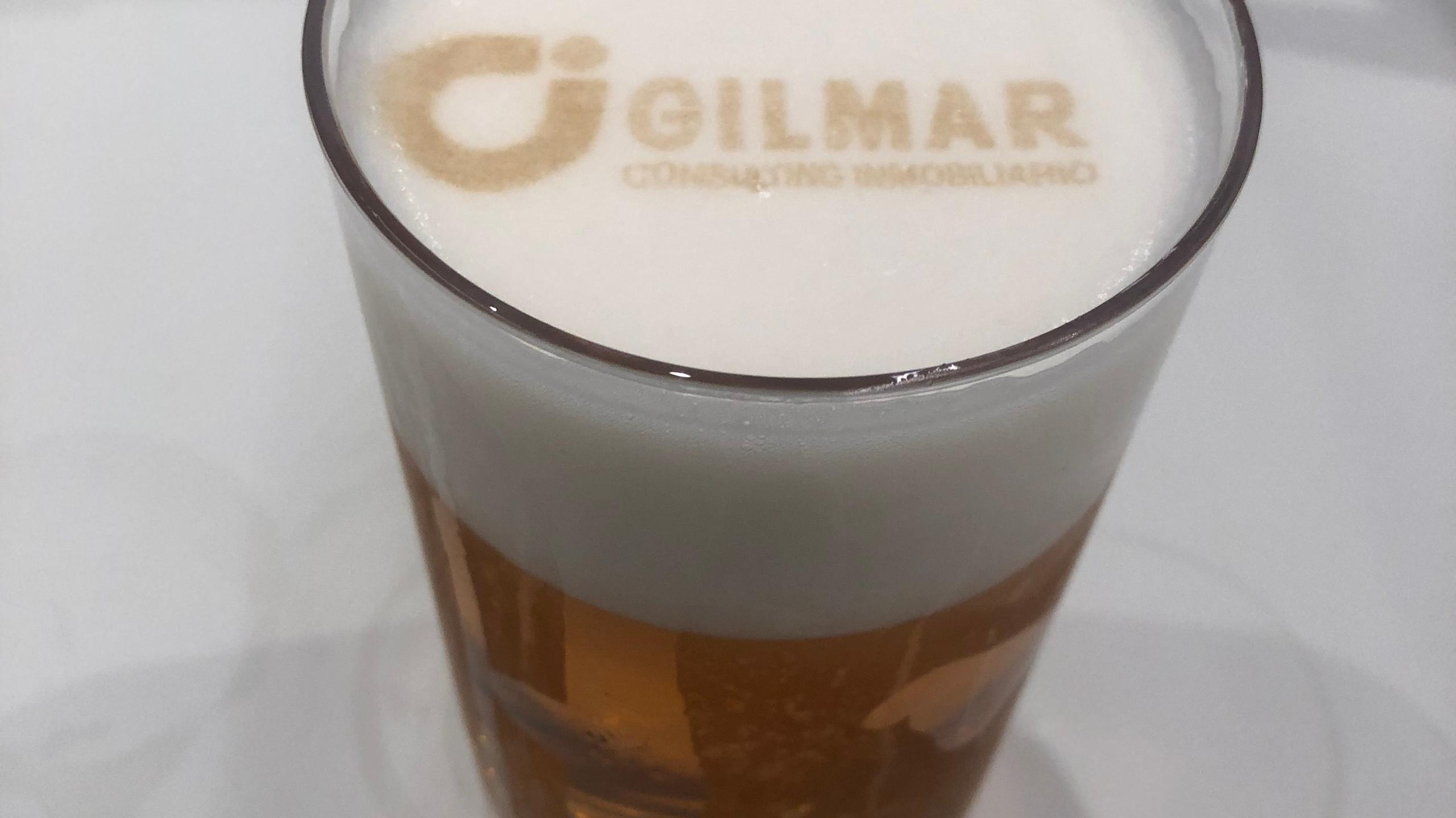 Una cerveza de lujo