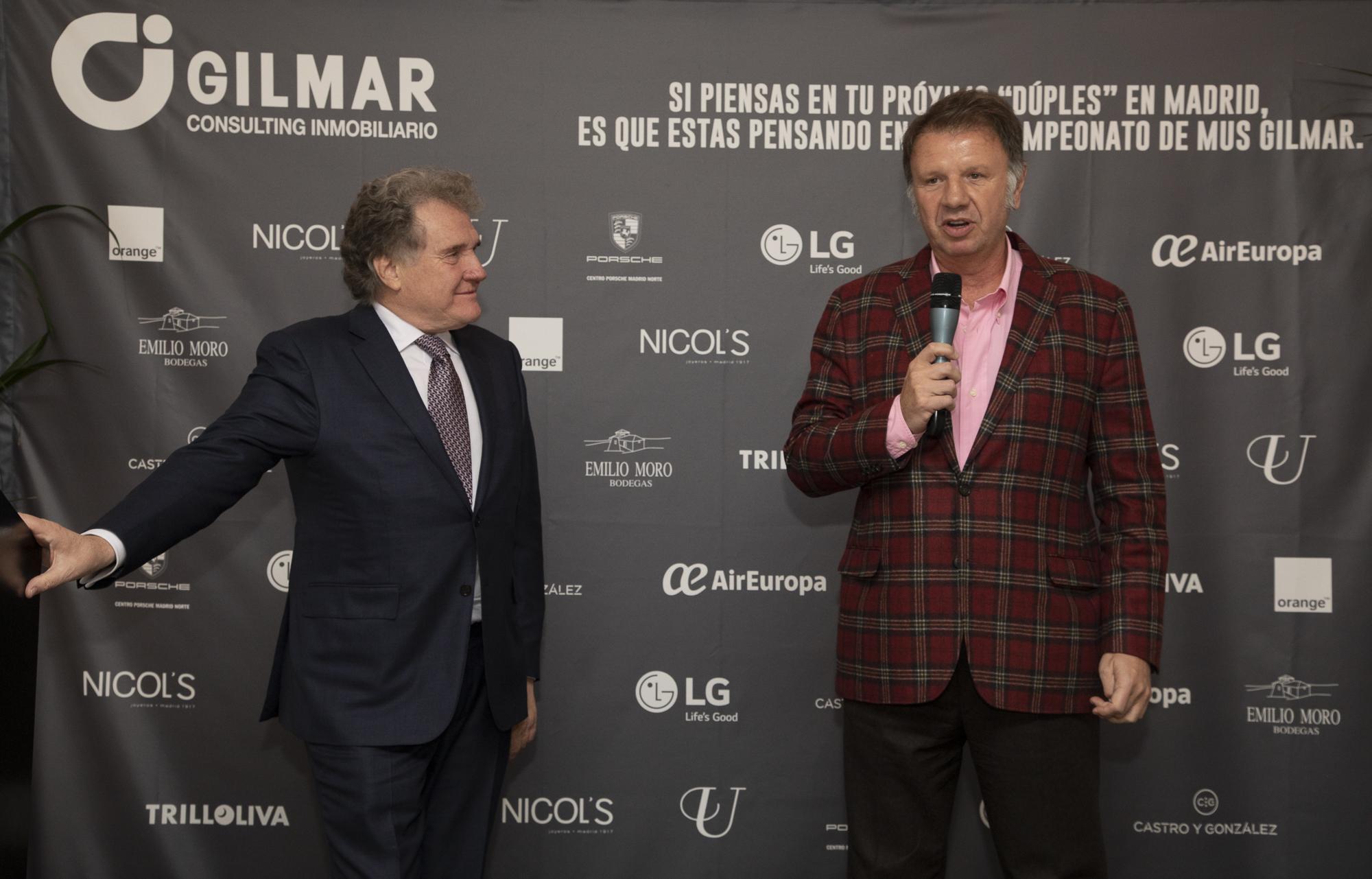 Manuel Marrón y Jesús Gil