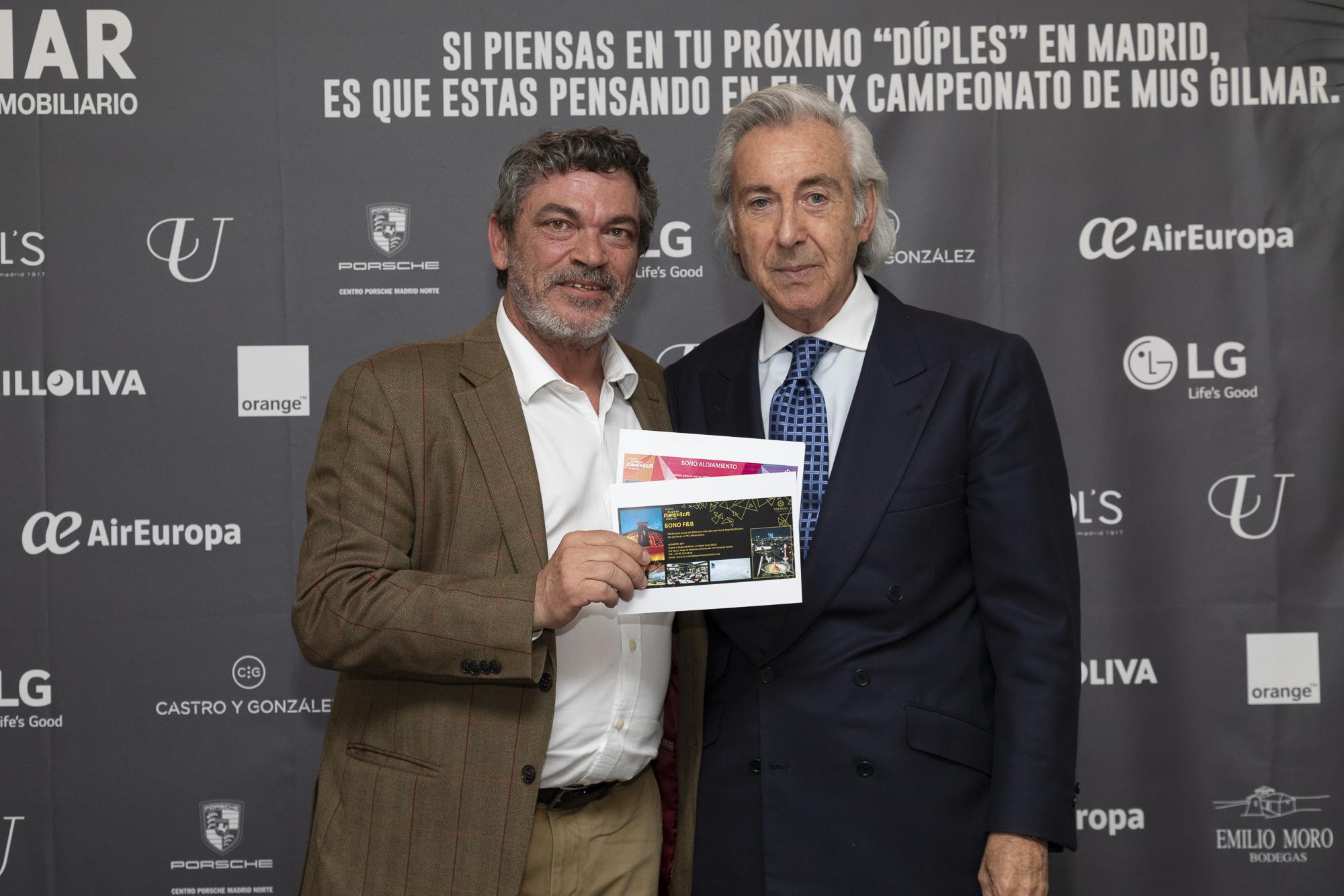 Premio Hotel Puerta de América