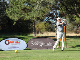 GILMAR patrocina la última prueba del Circuito de Golf Sotogrande