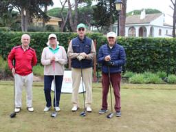 GILMAR patrocina el circuito social de golf Vistahermosa