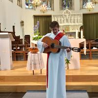rob doopsel gitaar rood.jpg