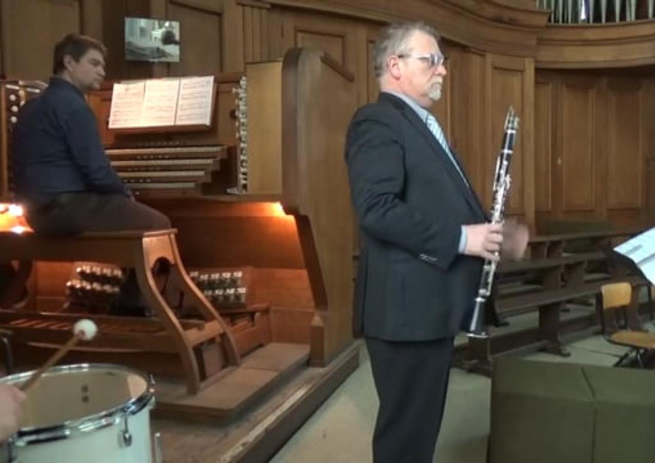 Gabriel's Oboe (Marc Van Hoorick, Koen Van Damme & Andries Baele)