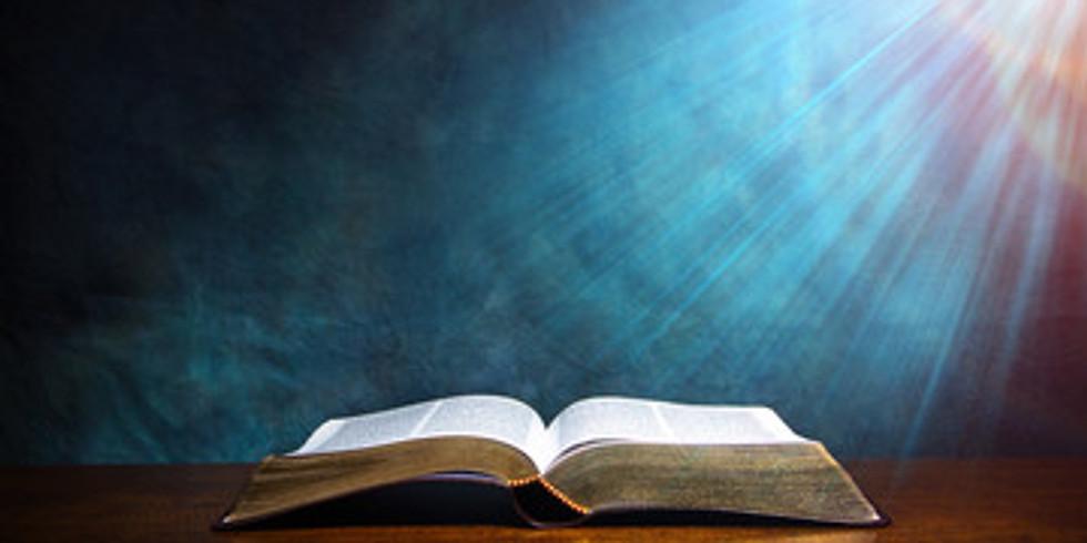 LECTIO - een duik in een evangelietekst met diaken Kris