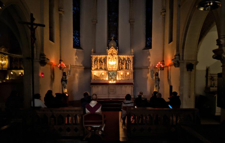 Aanbiddingsmoment