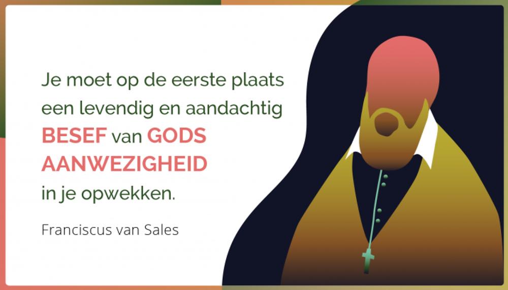quote Franciscus van Sales