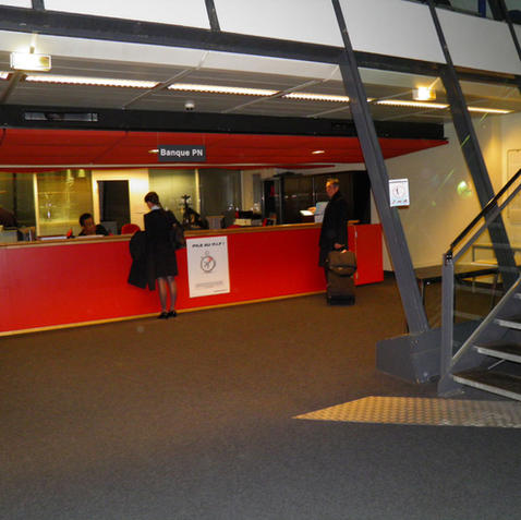 Banque PN Orly