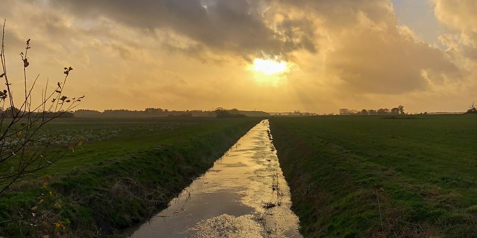 Ramsjö kanal – dialog om dagvattenhantering, med bl.a Trafikverket