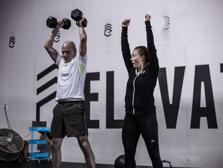 Creating your perfect workout routine with Elevate's LIFT, SWEAT, and FLOW options