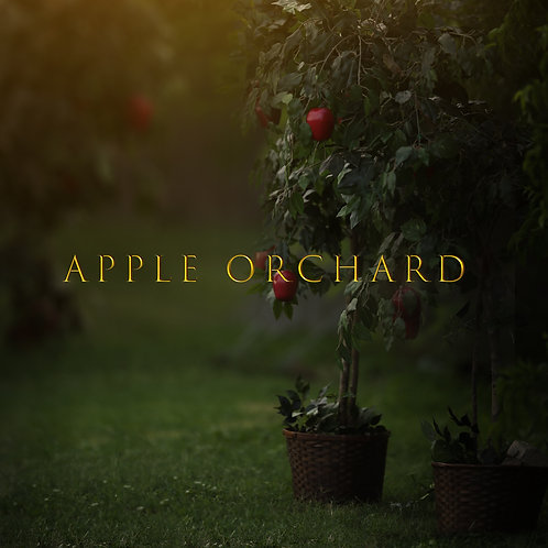 """Apple Orchard Digital Backdrop""""Collection"""""""