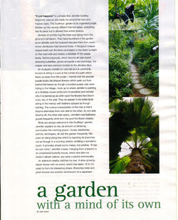 Inside Out garden article