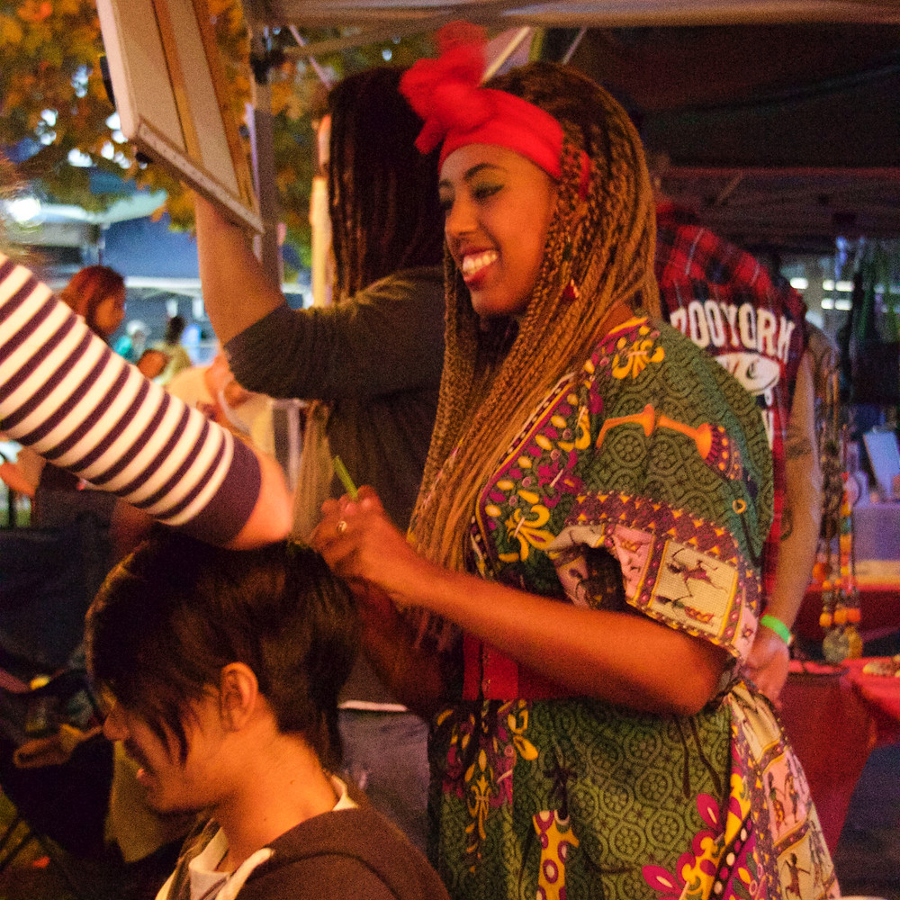 Suki Foster Photography Reggae Carnival Markets Dreadlocks