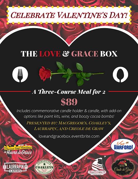 Love & Grace Box - Havre de Grace, MD