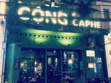 콩카페 congcaphe