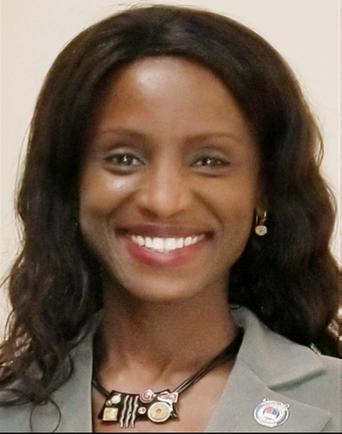 Theresa Mott, President