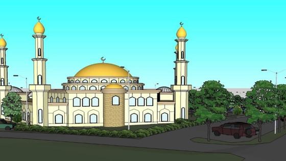 Masjid Project Update