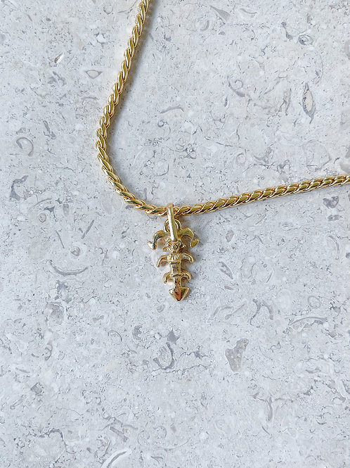 SINU Crustacean Necklace