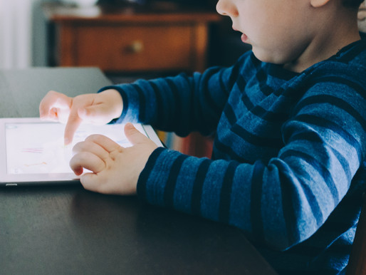 How screen time impacts your child's growth.