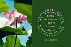 Mindfulness Baics by Bindiya Murgai
