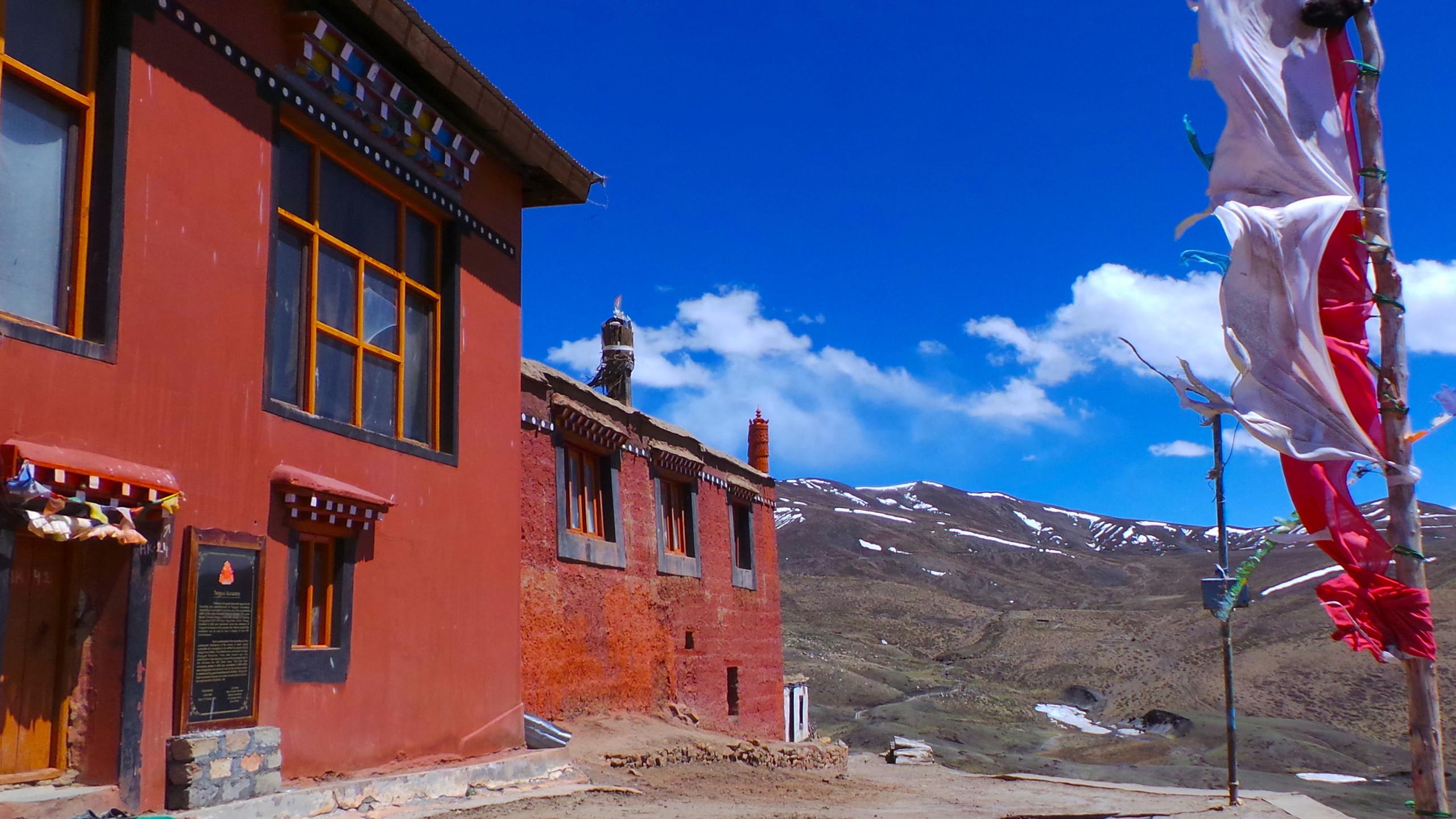 Komik Village, Spiti Valley, Himalayas, India