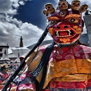 Losar. Happy New Year, Tibetan Style!